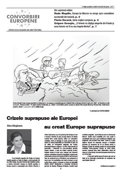 convorbiri europene 2 cover