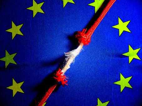 Europe Eu Flag Banner Recognize Europe Flag Flag
