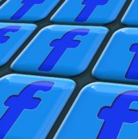 Logo Internet News Social Media Facebook
